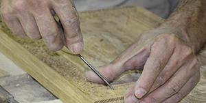 Элитные изделия из ценных пород дерева ручной работы